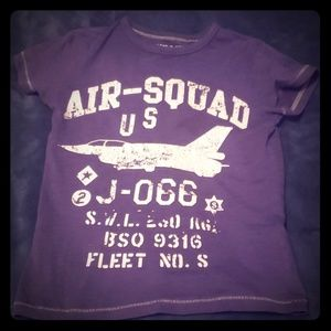 Next kids size 5 tshirt never worn